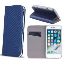 Huawei Mate 10 Lite - Mobilplånbok- Mörkblå DarkBlue