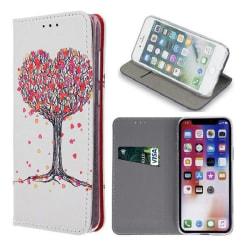 Huawei Mate 10 Lite - Smart Trendy Mobilplånbok Tree - Tree of Love