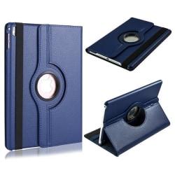 """iPad (6th generation) 9.7"""" -  fodral Roterbar 360° - Blå Blue"""