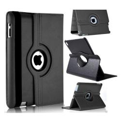 """iPad Pro 10.5"""" - Roterbar 360° Fodral - Svart Black"""