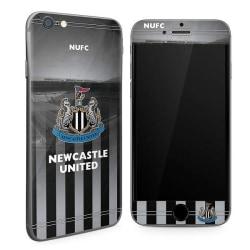 Officiella FC Skins För iPhone 4/4s - NEWCASTLE UNITED Svart