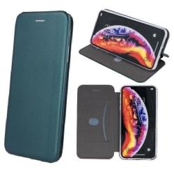 Samsung Galaxy A02s - Smart Diva Mobilplånbok - Mörkgrön Mörkgrön