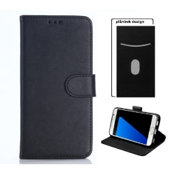 Samsung Galaxy A5 (2015) Plånboksfodral - Svart Svart