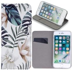 Samsung Galaxy A71 - Smart Trendy Mobilplånbok - Orchid White