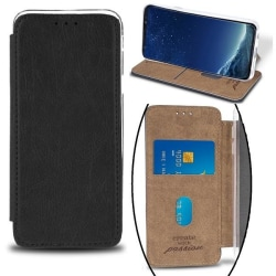 Samsung Galaxy J6 (2018) Smart Prime Mobilplånbok - Svart Black