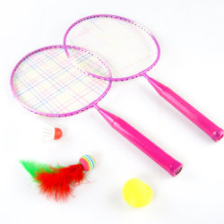 1 Pair Badminton Rackets Children's Badminton Racket
