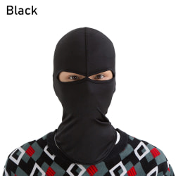 1PCS Motorcycle Masks Balaclavas Bicycle Bandana BLACK
