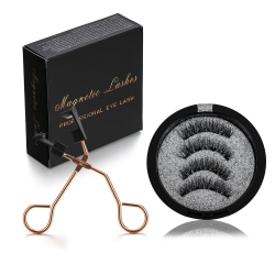 Magnetic Eyelashes Curler Kit Applicator KS02-4