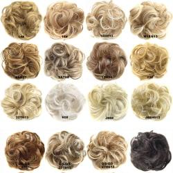 Women Hairpiece Lot Synthetic Fiber Pony Tail Hair Wig Bun