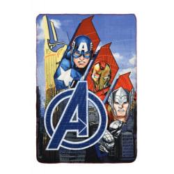 Avengers filt pläd