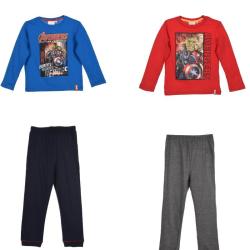 Avengers Pyjamas RÖD 10 ÅR - 138 CM