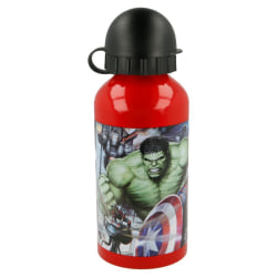 Avengers vattenflaska i aluminium, 400 ml