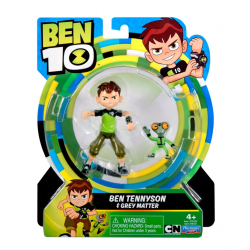 Ben 10 figur, Ben och Grå Dvärgen