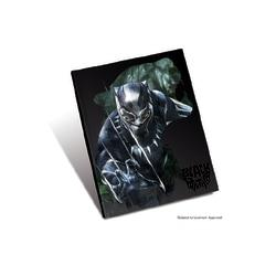 Black Panther, linjerad A5 bok