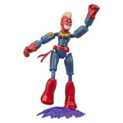 Captain Marvel, Bend and Flex figur