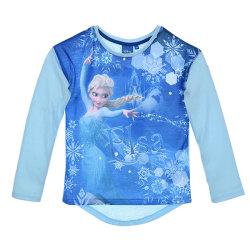 Disney Frost Långärmad T-shirt BLÅ 8 ÅR - 128 cm