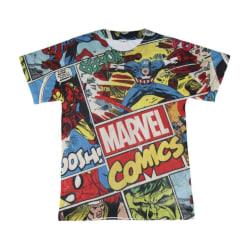 Marvel Avengers Premium T-shirt 11/12 ÅR - 146/152 CM
