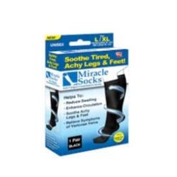 Miracle socks stödstrumpor i 2-pack