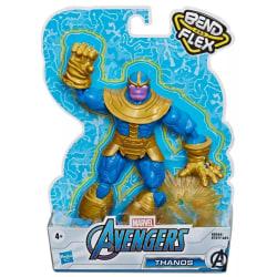 Thanos, Avengers, Bend and Flex figur