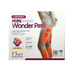 Wonder Patch Ben- Slim Patch som hjälper din viktnedgång! 6-pack