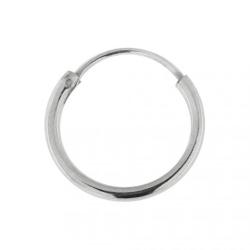 10 mm. Läkring i 925 Sterling Silver
