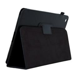 Apple iPad Air Fodral i Läder (SVART) svart