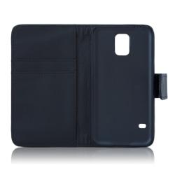 Samsung Galaxy S5 fodral - svart svart