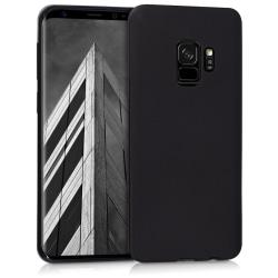 Skyddsfodral i silikon till Galaxy S9 svart