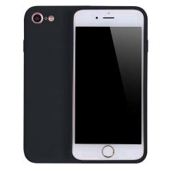 iPhone 6S Plus Silikonskal Svart Matt svart