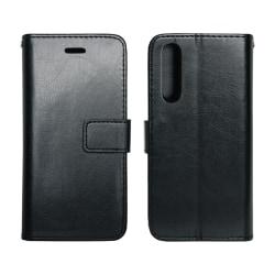 Xiaomi Mi 9 Plånboksfodral Svart svart