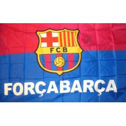 Flagga - Forca Barcelona