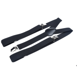 Svarta hängslen - One size  Svart one size