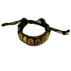 Jesus armband - Svart Svart