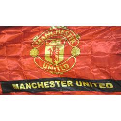 Manchester United flagga