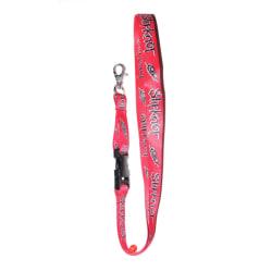 Nyckelband  Röd