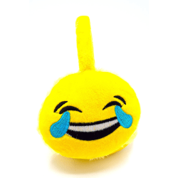 Öronmuffar Emoji skrattar
