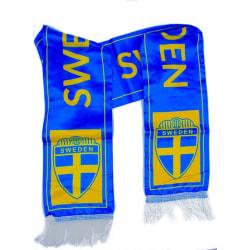 SVERIGE SJAL - SWEDEN SCARF