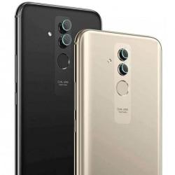 2-PACK Huawei Mate 20 Lite Kamera Linsskydd Transparent