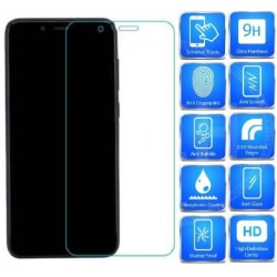 2-PACK Huawei P Smart Härdat glas 0.26mm 2.5D 9H Transparent