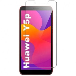 2-PACK Huawei Y5P Härdat glas 0.26mm 2.5D 9H Transparent