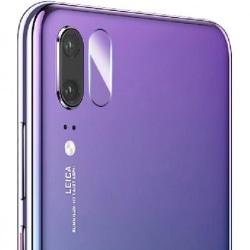 2-PACK Huawei Y6 2019 Kamera Linsskydd Transparent