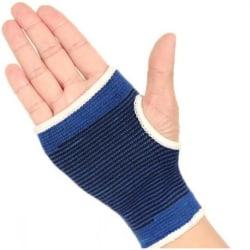 2-PACK Palm Support Armband Sticka Uppvärmning Black