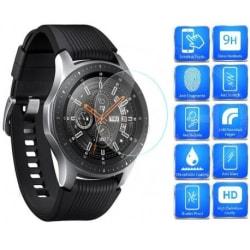 2-PACK Samsung Galaxy Watch 46mm LTE Härdat Glas Transparent