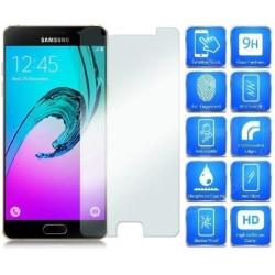 2-PACK Samsung J5 2016 Härdat glas 0.26mm 2.5D 9H Transparent