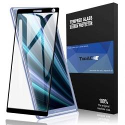2-PACK Sony Xperia 5 FullFrame® 0.26mm 9H Härdat Glas Transparent