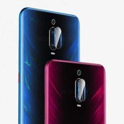 2-PACK Xiaomi Mi 9T Skärmskydd Kameralins Transparent