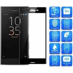 2-PACK Xperia X FullFrame® 0.26mm 2.5D 9H Härdat Glas Transparent
