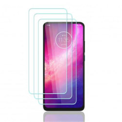 3-PACK Motorola One Hyper Skärmskydd Premium Transparent