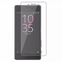3-PACK Xperia X Compact Premium Skärmskydd CrystalClear® Transparent
