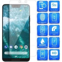 Google Pixel 3 XL Härdat glas 0.26mm 2.5D 9H Transparent